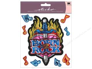 EK Sticko Sticker Big Born 2 Rock