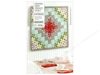 BasicGrey: Peppermint Frenzy Quilt Pattern