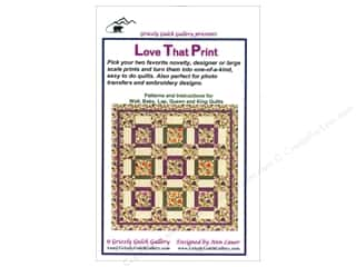 Printing Books & Patterns: Grizzly Gulch Gallery Love That Print Pattern
