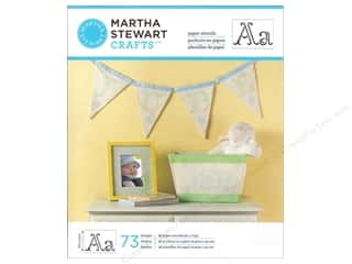 Martha Stewart Crafts ABC & 123: Martha Stewart Stencils by Plaid Paper Alphabet Ornate