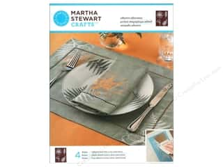 Martha Stewart Stencil by Plaid Silkscreen Botan