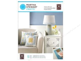 Martha Stewart Stencils by Plaid Adhesive Silkscreen Damask