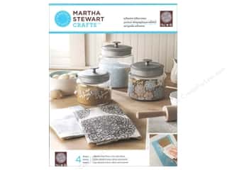 Martha Stewart Stencil by Plaid Silkscreen Doily