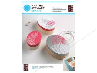 Martha Stewart Stencil by Plaid SilkscreenWildflwr