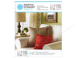 Martha Stewart Crafts Martha Stewart Stencil by Plaid: Martha Stewart Stencils by Plaid Bandana Paisley