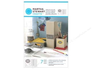 Martha Stewart Crafts Martha Stewart Stencil by Plaid: Martha Stewart Stencils by Plaid Adhesive Pretty Borders