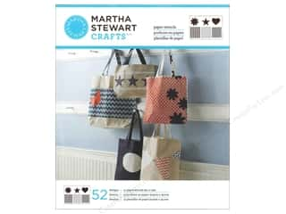 Martha Stewart Stencils by Plaid Paper Pattern &amp; Shape