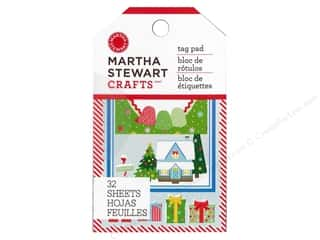 Martha Stewart Tag Pad Wonderland