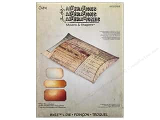 Sizzix Die Tim Holtz Movers & Shapers Pillow Box