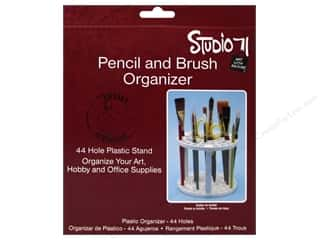 Darice Art Accessories Studio 71 Pencil & Brush Organizer