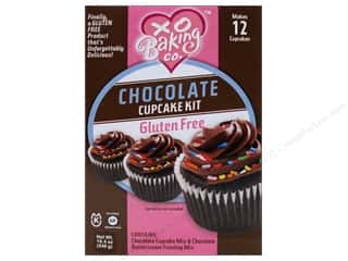 XO Baking Co Mix Chocolate Cupcake GF 20oz