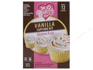 XO Baking Co Mix Vanilla Cupcake GF 20oz