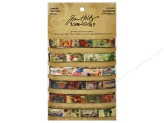 Tim Holtz Clearance Books: Tim Holtz Idea-ology Trimmings Seasonal