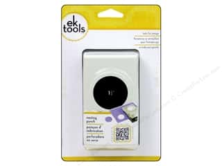 EK Success paper dimensions: EK Paper Shapers Large Nesting Punch Circle 1 1/2 in.