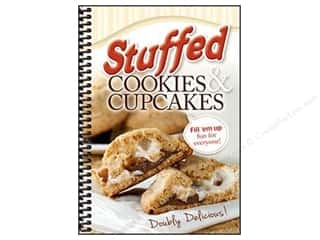Cooking/Kitchen Books & Patterns: CQ Products Stuffed Cookies & Cupcakes Book
