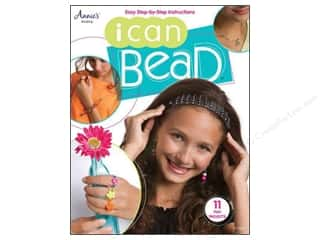 Beading & Jewelry Making Supplies New Year's Resolution Sale: Annie's I Can Bead Book