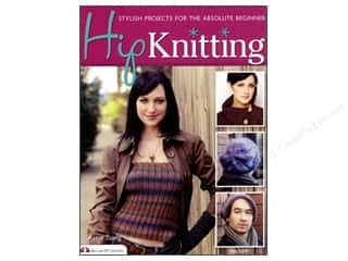 knitting books: Hip Knitting Book