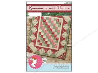 Rosemary And Thyme Pattern