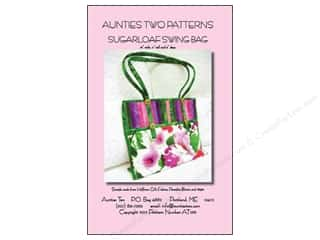 Aunties Two Quilt Patterns: Aunties Two Sugerloaf Swing Bag Pattern