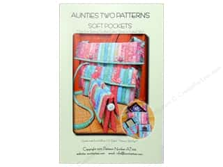 Aunties Two Quilt Patterns: Aunties Two Soft Pockets Pattern