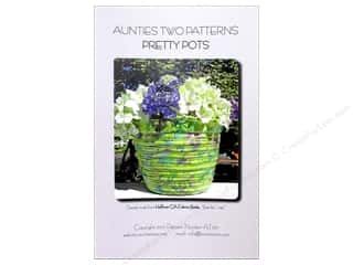 Aunties Two Home Decor: Aunties Two Pretty Pots Pattern