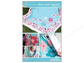 McKay Manor Musers Quilt Patterns: Mckay Manor Musers Dots & Daisies Throw Pattern