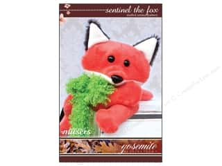 Stuffed Animal Sentinel The Fox Pattern