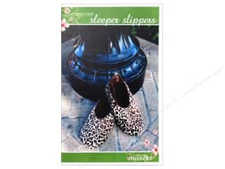 McKay Manor Musers Sewing Construction: Mckay Manor Musers Sleeper Slippers Pattern