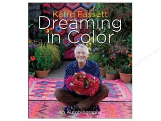 Stewart Tabori & Chang New: Stewart Tabori & Chang Kaffe Fassett Dreaming In Color Book