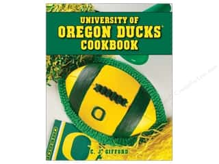 Cookbooks: University Of Oregon Ducks Cookbook