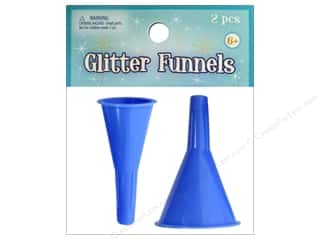 Sulyn Tools Glitter Funnels 2pc