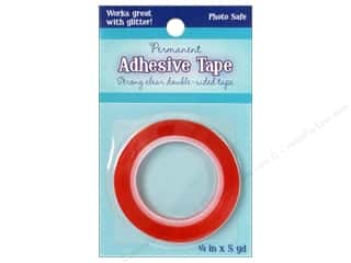 "Glue and Adhesives Yards: Sulyn Tape Double Side Permanent RedLiner .25"" 5yd"