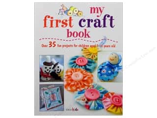 Cico My First Craft Book Book