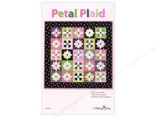 Plaid inches: Cabbage Rose Petal Plaid Pattern