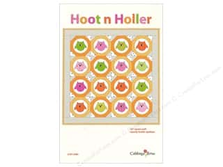 Hoot n Holler Pattern