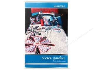 Secret Garden Bedspread Pattern