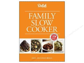 Hearst Books: Delish Family Slow Cooker Book