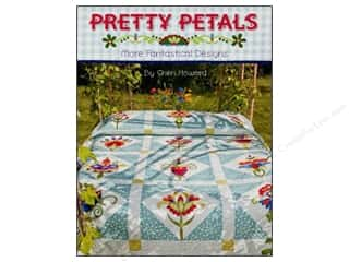 Art to Heart Quilting: Kansas City Star Pretty Petals Book