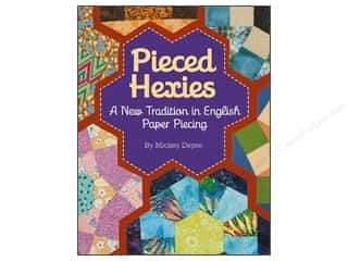 clearance Happy Lines Insulated Tumbler: Pieced Hexies Book