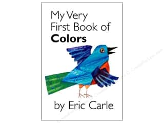 Eric Carle My Very First Book Of Colors Book