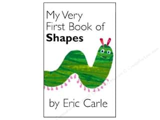 Eric Carle My Very First Book Of Shapes Book