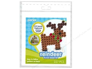 Perler Fused Bead Trial Kit Reindeer