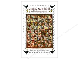 Scrappy Nest Quilt Pattern