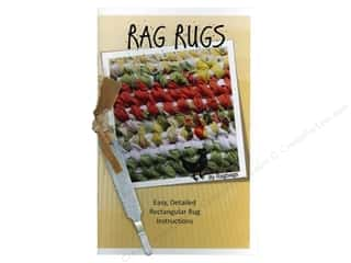 Rag Rugs With Tool Pattern