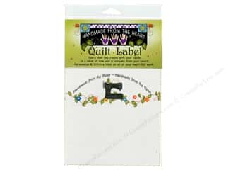 Jody Houghton Quilt Label 6x6 Sewing Machine