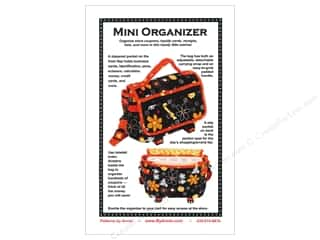By Annie Purses, Totes & Organizers Patterns: By Annie Mini Organizer Pattern