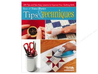 Best of Fons &amp; Porter Tips &amp; Techniques Book