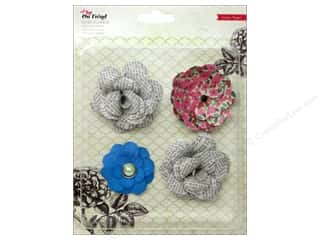 Crate Paper: Crate Paper Flower Paper On Trend