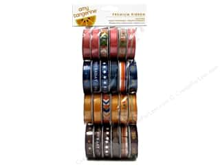 American Crafts Ribbon VPack 24pc AT ReadySetGo