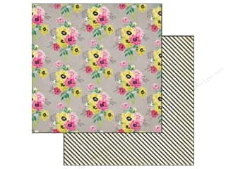 Crate Paper 12 x 12 in. On Trend Style (25 piece)